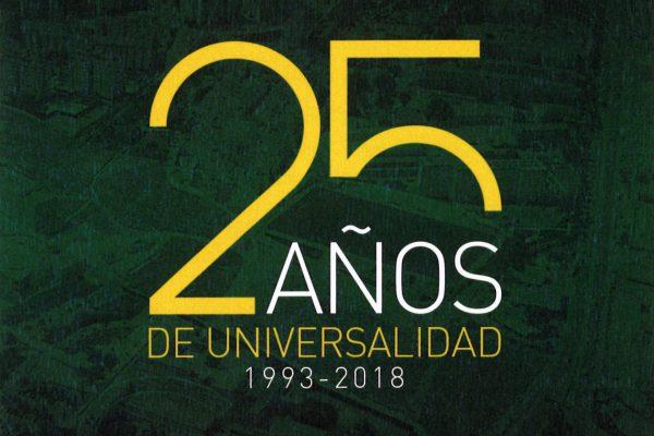 Reconocimiento de la Universidad de Jaén a CARPO en su 25 aniversario