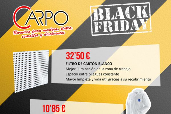 Ofertas BLACK FRIDAY en equipos